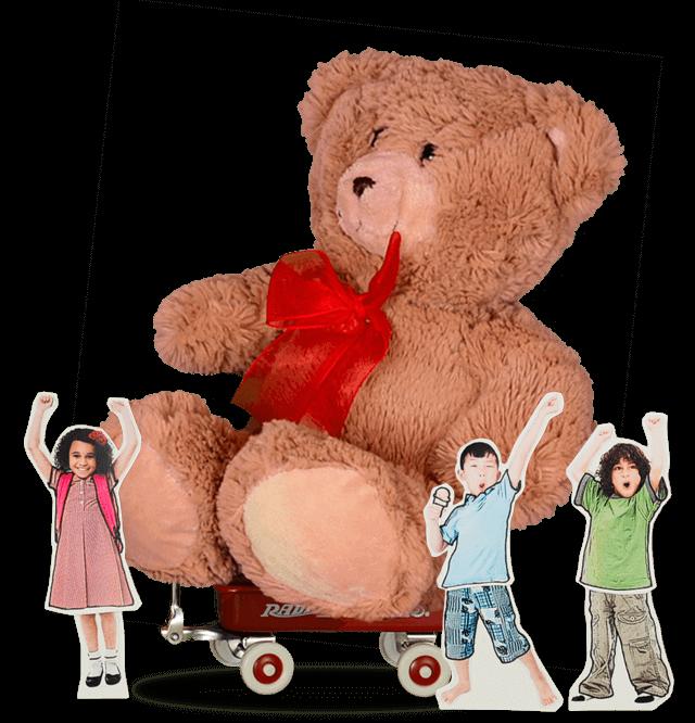 build a bear charity event