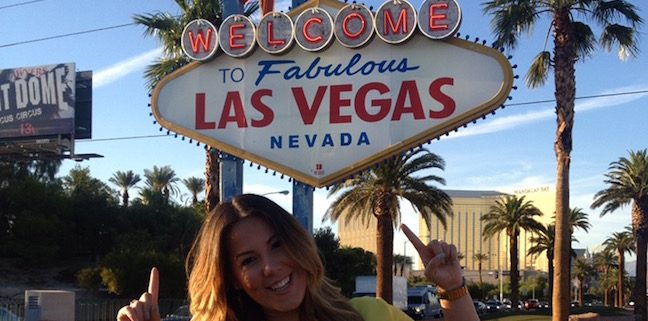 Team building in Las Vegas