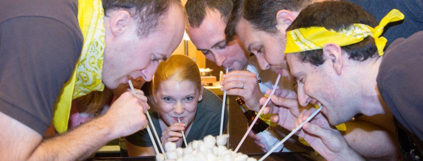 fun team bonding activities