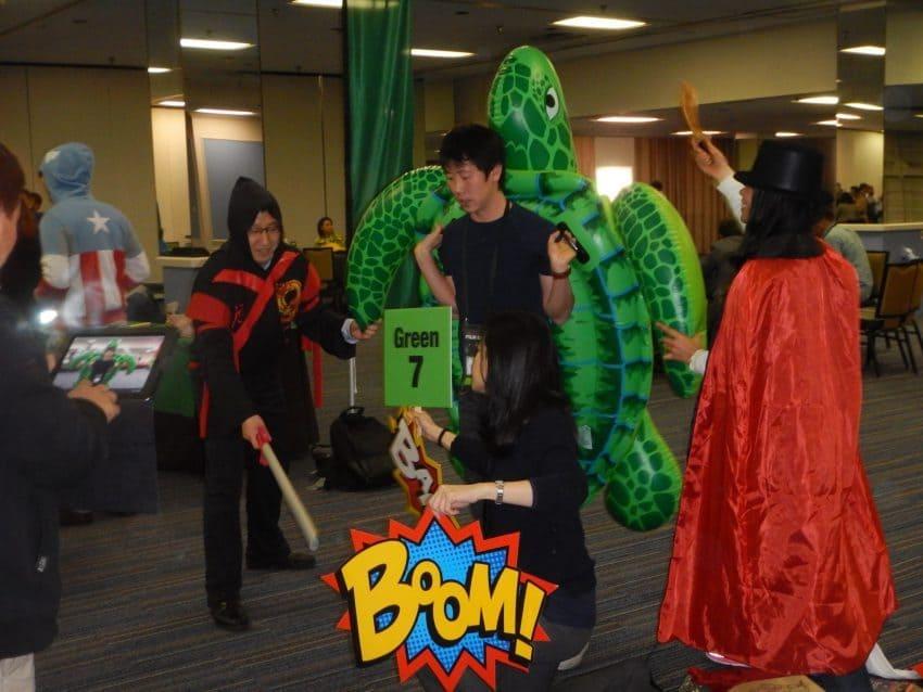 team bonding activities creative events