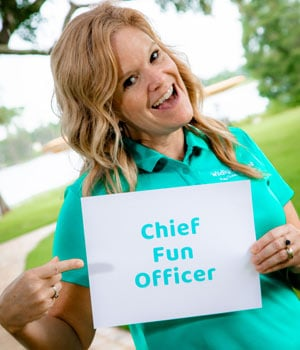 chief fun officer