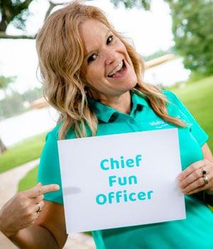 chief fun officer