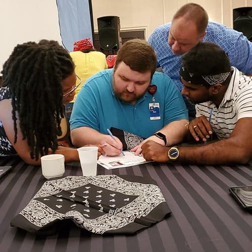 diversity team building activities