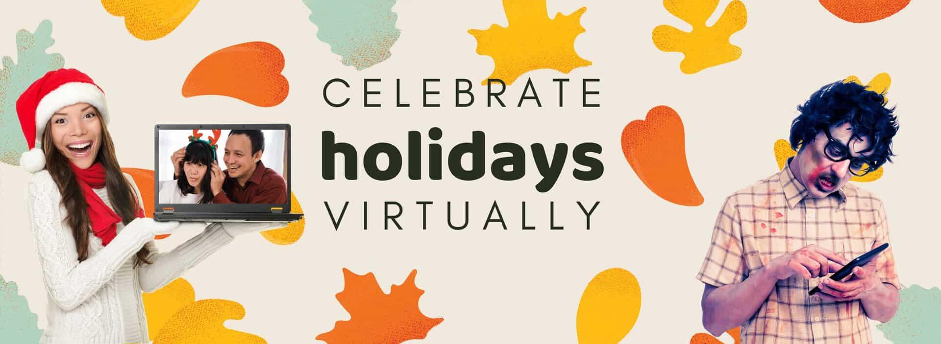 virtual company holiday party ideas