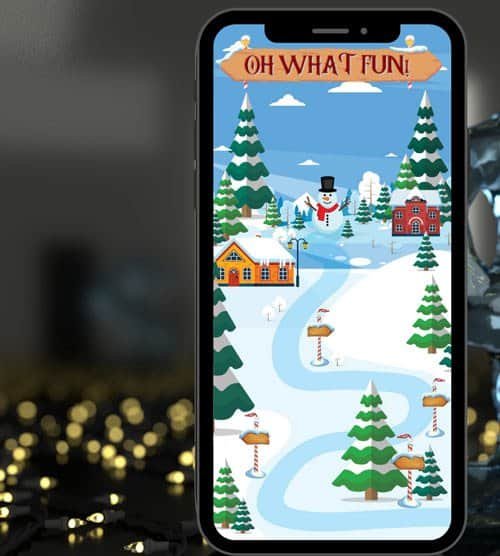 virtual holiday party games for companies