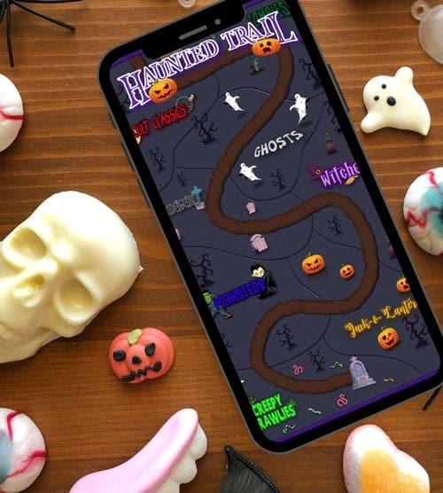 virtual hallowen games for companies