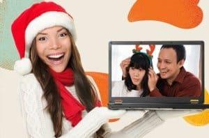virtual holiday team ideas