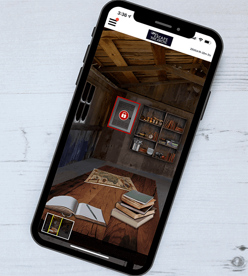 app based virtual escape room for work