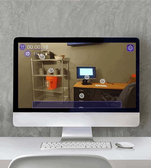 online escape room for team meetings