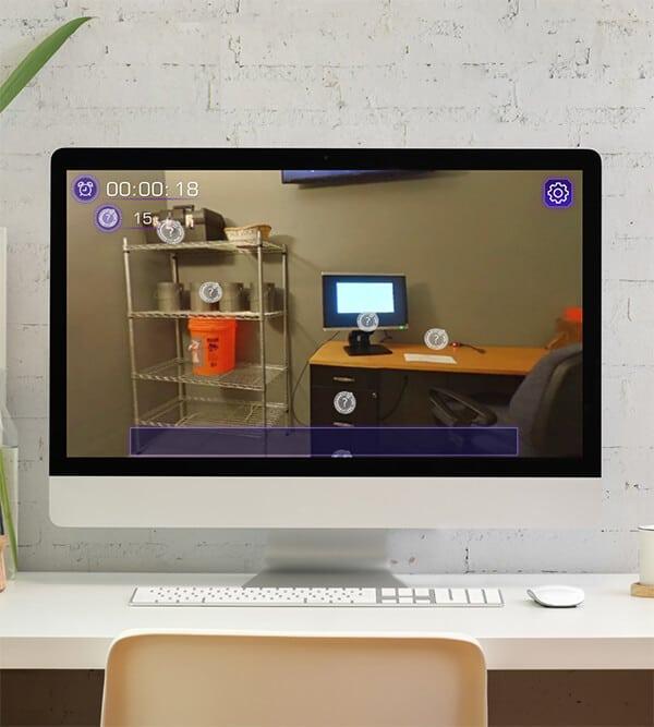 online virtual team building