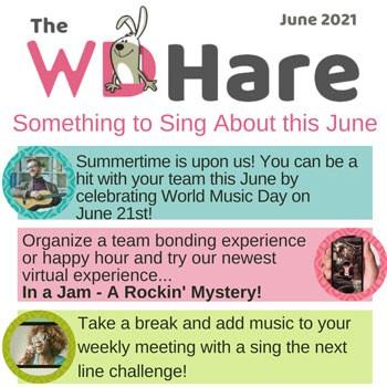 wildy different june newsletter